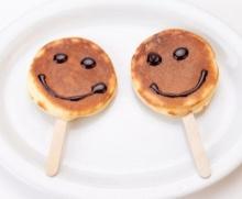 สูตร Pancake Pops แพนเค้กเสียบไม้ อร่อยได้ด้วยมือเดียว!!