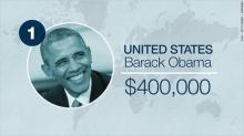 เงินเดือนผู้นำโลก ใครได้เท่าไหร่กันบ้างมาดูกัน