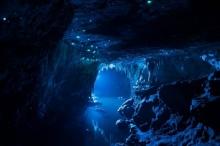 ความงดงามที่ซ่อนอยู่ภายในถ้ำ ประเทศนิวซีแลนด์