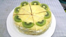 ทำเครปเค้ก จากหม้อหุงข้าว บอกเลยทำง่ายมากๆ