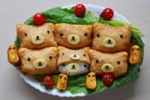 มาทำอินาริซูชิเต้าหู้ทอด เจ้าหมีขี้เกียจ「Rilakkuma」กัน!!