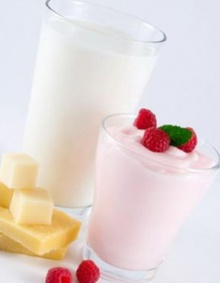 ดื่มนมไม่ให้ท้องเสีย