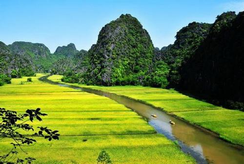 จ่างอาน (Trang An) สวรรค์บนดินที่ต้องมาเยือน