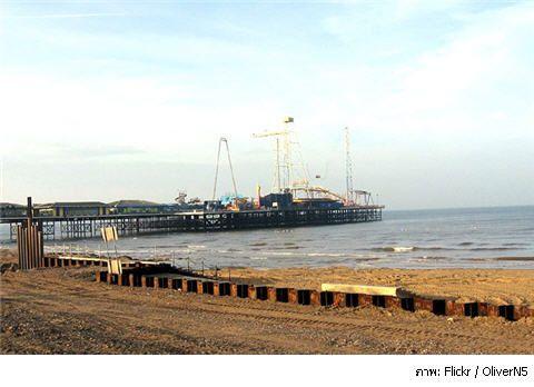 �ѹ�Ѻ 10. �Ҵ Blackpool ������ѧ���
