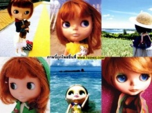 Barbie หลบไป Blythe มาแล้ว