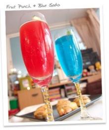 Blue Soda
