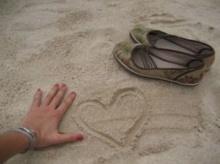 ความรักกับรองเท้า