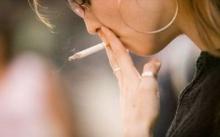 อยากสวย ต้องไม่สูบบุหรี่