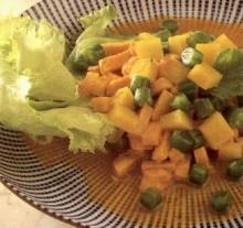 หมูอบน้ำส้มคั้น