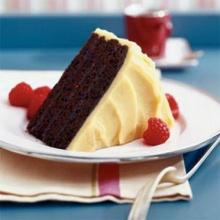 ช็อกโกแล็ตราสเบอรี่เค้ก
