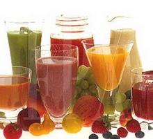 น้ำผัก น้ำผลไม้ คลายร้อน เสริมสุขภาพ