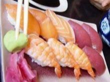ซูชิอาจเป็นผลร้ายต่อร่างกายปลาตัวโตมีสารปรอทมาก