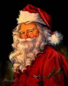 ทำไมซานต้าครอสต้องใสชุดสีแดง