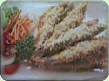 สลัดปลาไข่ อาหารประเภทยำ