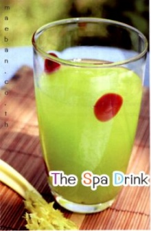 The Spa Drink