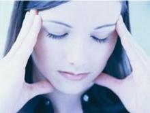 อาการปวดศีรษะไมเกรนกับการมีรอบเดือน