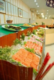 โตโย อิจิบัง บุฟเฟ่ต์อาหารญี่ปุ่น