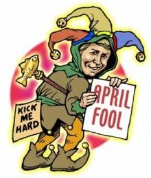 18 สุดยอดเรื่องอำในวัน April Fools Day