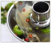 ต้มปลาทูมะดัน