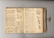 รู้หรือไม่ สมุดบันทึกของ Da Vinci บันทึกอะไรไว้