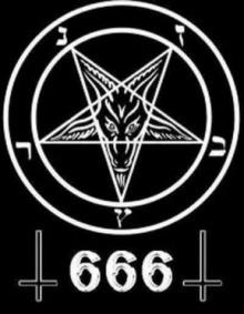 หมายของประจำตัวของ ซาตานทำไมต้องเลข 666