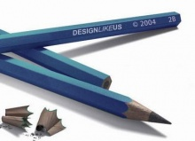 ความหมายของ HB 2B บนดินสอ
