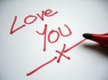 """สิ่งที่ซุกซ่อนอยู่ในคำว่า """"รัก"""""""