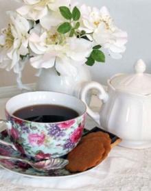 ทำไมบ่ายสี่โมงจึงเป็นเวลาน้ำชา tea time ?