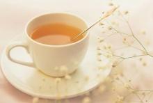 ดื่มชาคู่กับอะไรดี
