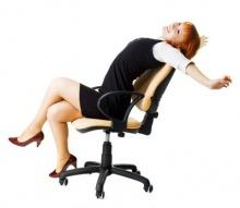 ออกกำลังกายคลายเครียด @office