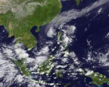 พยากรณ์อากาศประจำวัน 3 เมษายน 2554