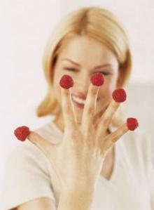 มือสวยจากครัว