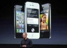แอปเปิลปลื้ม ยอดขาย ไอโฟน 4S ทะลุ 4 ล้านเครื่อง