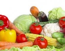 น้ำท่วม...เครียด ต้องกินผัก-ผลไม้