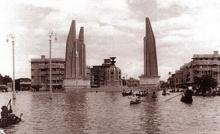 ย้อนดูประวัติศาสตร์เมืองหลวงของโลกจมน้ำ