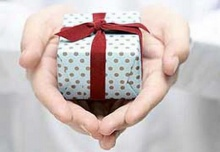 ทายนิสัยจากการให้ของขวัญส่งท้ายปี