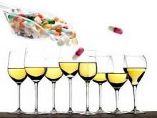 ถ้ากินยา ห้ามดื่มเหล้า...!