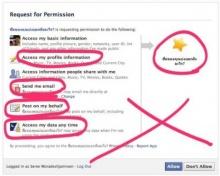 เตือนภัยแอพเฟสบุ๊คดูดวง เสี่ยงถูกล้วงข้อมูลส่วนตัว
