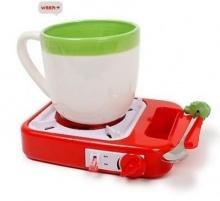 เครื่องอุ่นถ้วยกาแฟใช้พลังงานจากสาย USB, สำหรับคนชอบจิบกาแฟอยู่หน้าคอมฯ