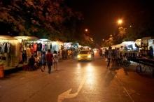 เที่ยวตลาดกลางคืน สะพานพุทธ