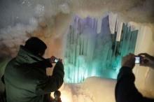 ตะลึง!พบถ้าน้ำแข็งอายุกว่า3ล้านปี