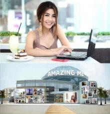 Amazing Me แอปใหม่ล่าสุด! เดินทางผ่านเฟสบุ๊คไทม์ไลน์ ไปพร้อมๆกับสาววุ้นเส้น