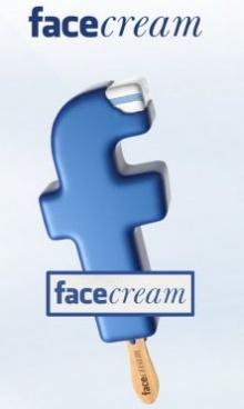 เมื่อ Facebook กลายมาเป็นไอติม !! หน้าตาจะเป็นอย่างไร ? …มาดูกัน