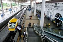 รถไฟทางคู่ไทย-มาเลเซีย