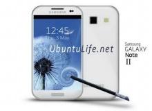 ลือ ซัมซุงจัดงานเปิดตัว Galaxy Note 2 วันที่ 30 สิงหาคมนี้