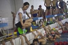 เผยภาพจีนฝึกโหดเพื่อก้าวสู่โอลิมปิก