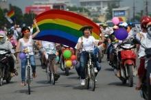 พาเหรดเกย์ในเวียดนาม