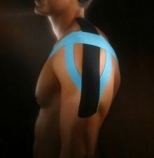 ไขคำตอบ เทป สีสดใสสารพัดลวดลายที่นักกีฬาโอลิมปิกติดไว้