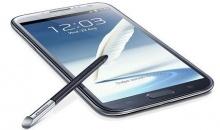 Samsung Galaxy Note II เปิดตัวแล้ว