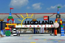 เปิดตัว Lego Land แห่งแรกของเอเชีย